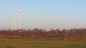 Windmolens in Duitsland