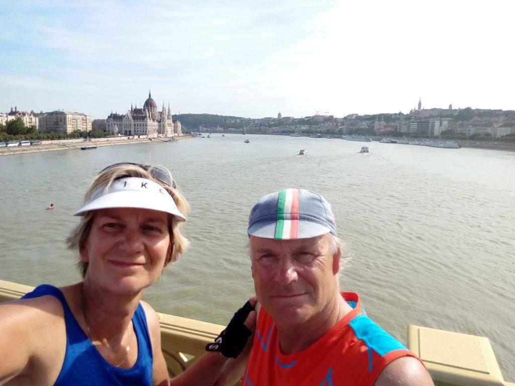 Aankomst in Boedapest