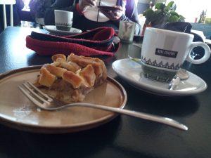Koffietijd in de d'Aole Pastorie