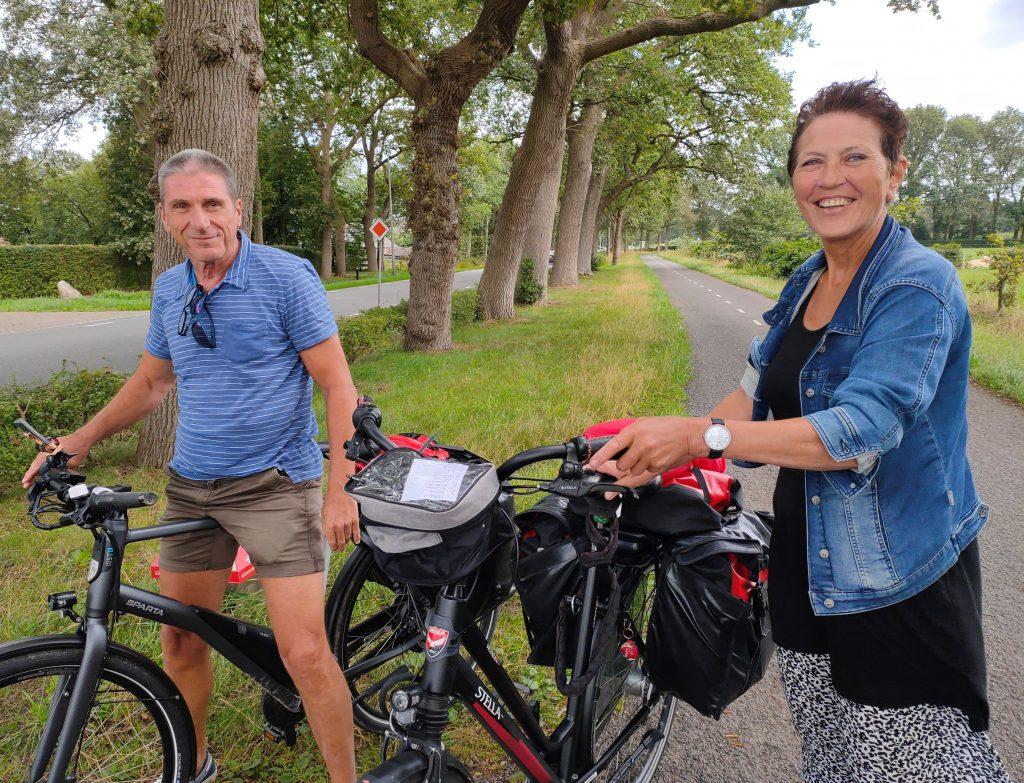 fietsen ontmoeten derenthe